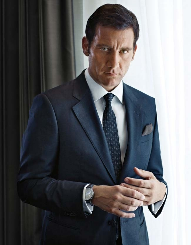 Edward Paddington - Clive Owen