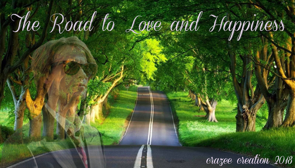 RoadLoveHappiness